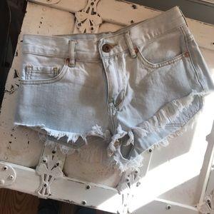 Cut off shorts Bullhead